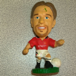 Corinthian 1995 Lee Sharpe Manchester United Football Team Kit